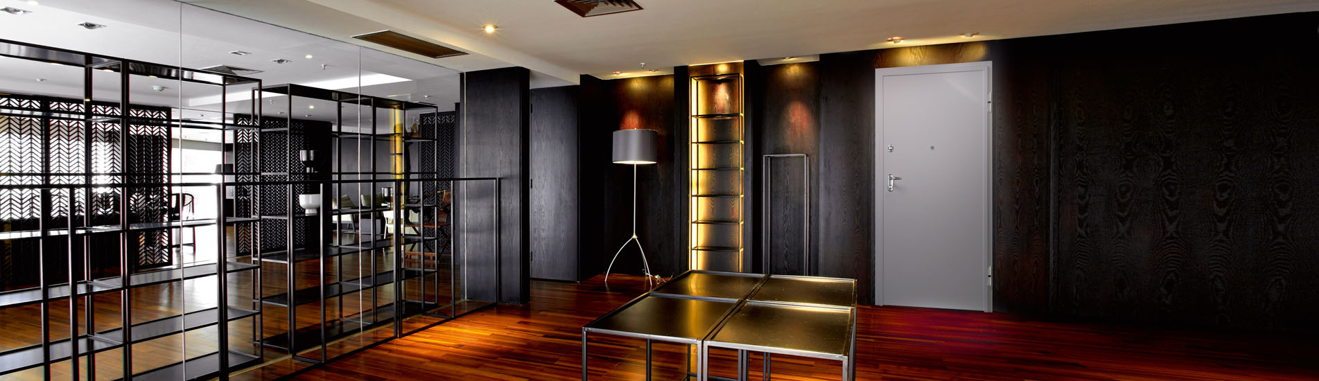 porte blindee coupe feu le roi du verrouillage. Black Bedroom Furniture Sets. Home Design Ideas